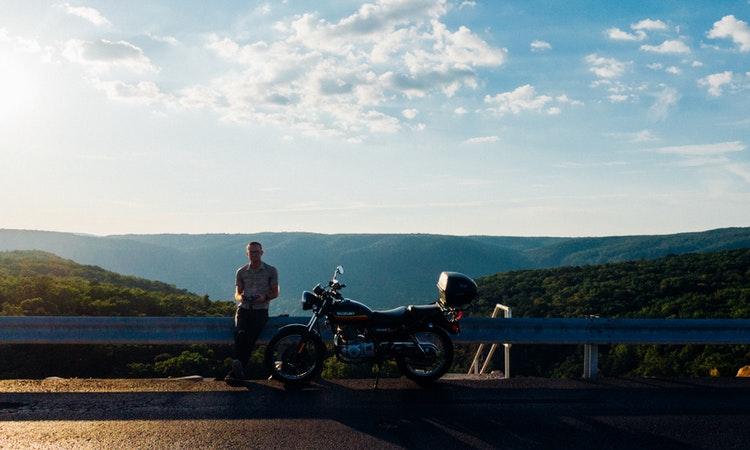 ladakh motorbike