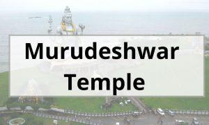 Story & History of Murudeshwar Temple In Karnataka