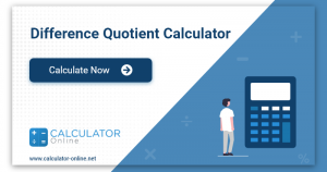 How to Solve the Difference Quotient