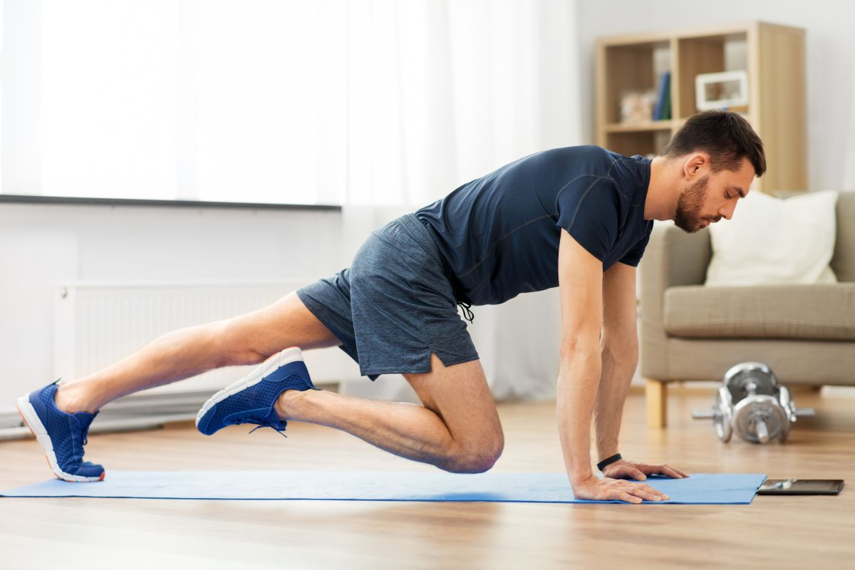 Best Exercises To Deal With Stress