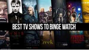 Top 6 TV Series To Watch